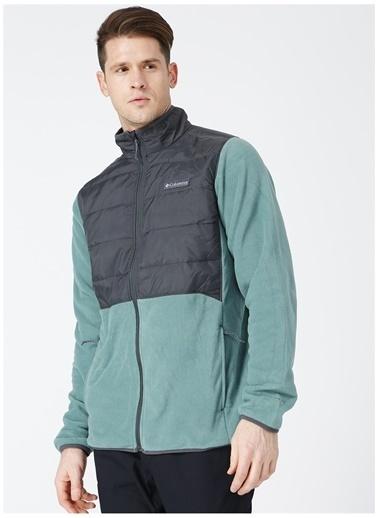 Columbia Columbia Haki Sweatshirt Yeşil